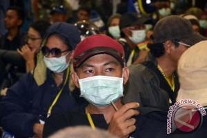49 eks Gafatar tiba di Bandara Sultan Hasanuddin