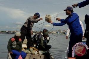 Polisi amankan pengebom ikan di Kepulauan Selayar