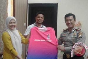 Polrestabes turunkan 250 personel amankan Makassar Marathon