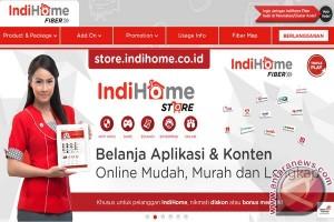 Layanan Indihome Telkom Tembus 2 Juta Pelanggan