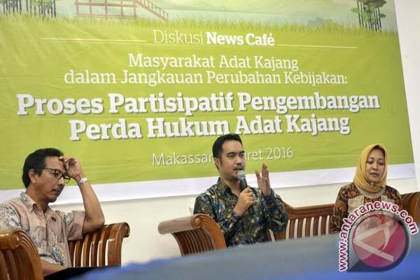 Peneliti : Hutan adat Kajang tidak perlu amandemen