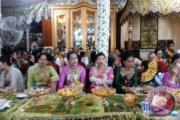 Upacara adat pernikahan Tolotang potensi Pariwisata Sulsel