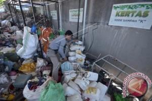 Omzet bank sampah Makassar miliaran rupiah