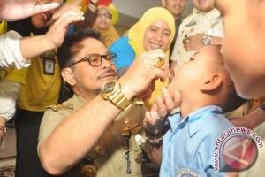 Sulsel sasar 796 ribu anak pada PIN polio