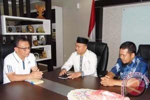 DPD Wahdah Islamiyah silaturrahmi bersama bupati Mamuju