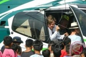 Leonardo Dicaprio kampanye hitam sawit di Aceh