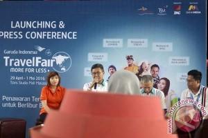 Garuda Travel Fair kembali hadir di Makassar