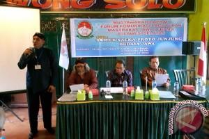 Eddy Moeljono kembali pimpin Paguyuban Jawa di Sulsel