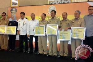 Kabupaten Bantaeng Terima Pangripta Award