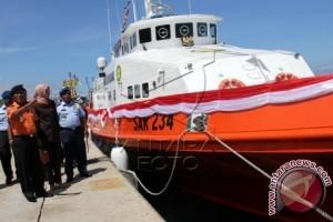 Basarnas resmikan kapal baru dilengkapi ROV