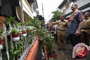 Pemkot Makassar target lorong garden tuntas 2016