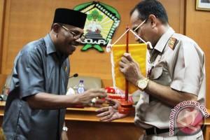 DPRD  Maluku Tenggara belajar ke Gowa