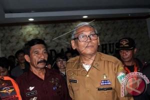Puluhan Pemuda Pancasila dampingi pemeriksaan Wawali Parepare
