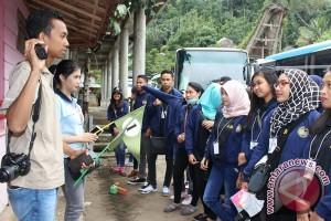 Politeknik Pariwisata widya wisata ke Tana Toraja