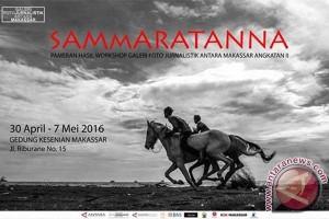 """Ratusan foto GFJA Makassar dipamerkan dalam """"Sammaratanna"""""""