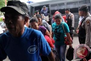 72 tahanan Polda Sulselbar dipindahkan akibat kebakaran