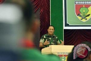 Pangdam VII Wirabuana dorong wartawan bela negara