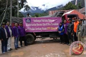 Wali Kota Makassar bantu korban longsor Enrekang