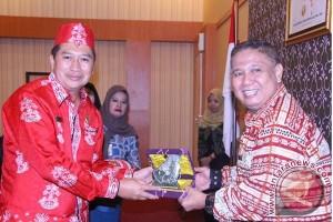DPRD Kabupaten Kotawaringin kunjungi Bantaeng