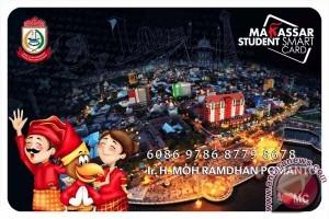 Kartu Pintar untuk pelajar Makassar