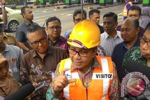 Pembangunan tol dalam Kota Makassar mulai dikerjakan