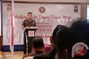 BNPT gelar pelatihan duta damai dunia maya