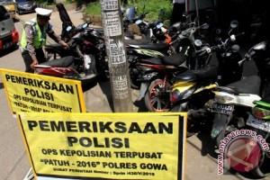 Operasi Patuh antisipasi balap liar jelang ramadhan