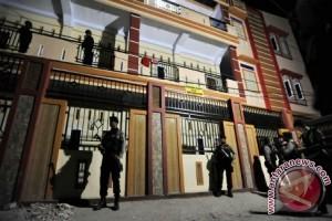 Pemilik rumah kontrakan menghilang setelah ledakan