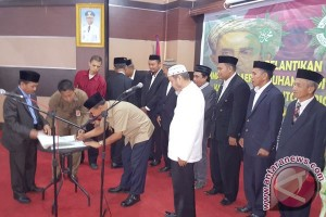 Mantan Ketua DPRD ini pimpin Muhammadiyah Jeneponto
