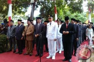 Wali Kota Makassar lantik pejabatnya di TMP