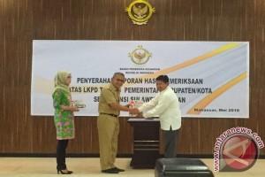 Makassar raih WTP untuk pertama kalinya