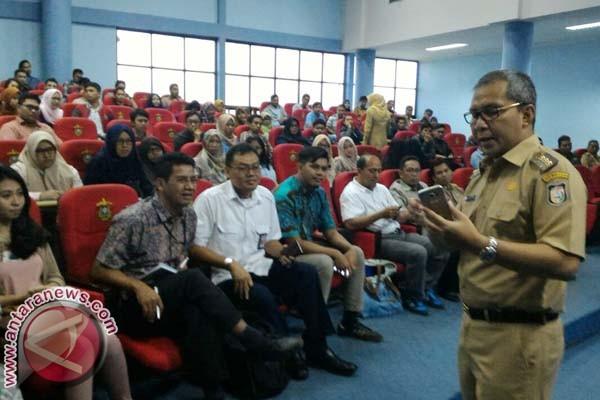 Pemkot Makassar ajak mahasiswa Unhas petakan kemiskinan