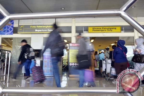 Penumpang Bandara Hasanuddin H-6 Meningkat 11,2 Persen