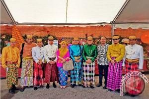 Kebudayaan Makassar ditampilkan di Spanyol