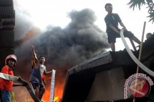 Awal Ramadhan tiga kasus kebakaran di Makassar