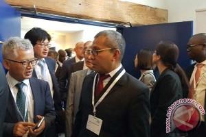 Wali Kota Makassar hadiri konferensi 3GF Denmark