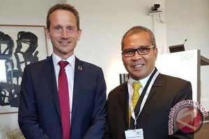 Pemkot Makassar-Menlu Denmark bahas rencana kerjasama