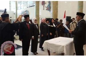 Wali Kota Makassar lantik empat ejabat