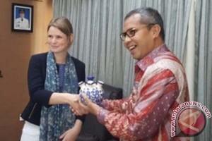 Wali Kota Makassar terima kunjungan Kedubes Belanda
