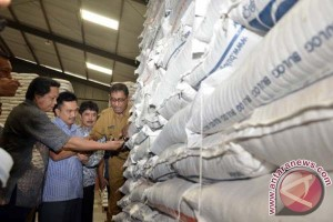 Komisi B DPRD tinjau kesiapan pangan Sulsel