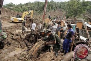 Semua korban bencana longsor Sangihe ditemukan