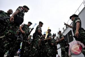 Prajurit Raider ditugaskan ke perbatasan PNG