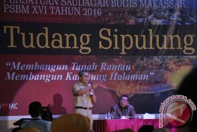 Wali Kota Makassar jamu saudagar Bugis-Makassar