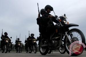 Polres Bantaeng gelar pasukan Operasi Lilin