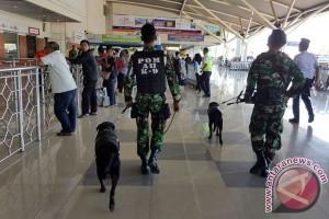 Bandara Hasanuddin perkuat pengamanan antisipasi ancaman teror