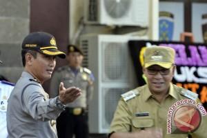 Wali Kota-Kapolres jamin keamanan di Makassar