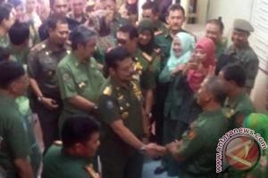 Gubernur Sulsel silaturahmi dengan SKPD lingkup pemprov