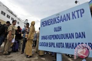 """Disdukcapil-Satpol """"sweeping"""" pendatang di Pelabuhan Makassar"""