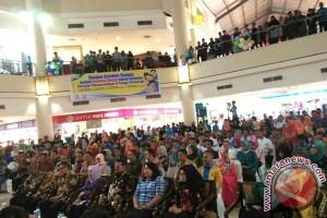 BKKBN rayakan hari keluarga nasional di Mall