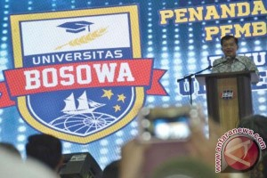 Wapres resmikan Fakultas Kedokteran Universitas Bosowa Makassar